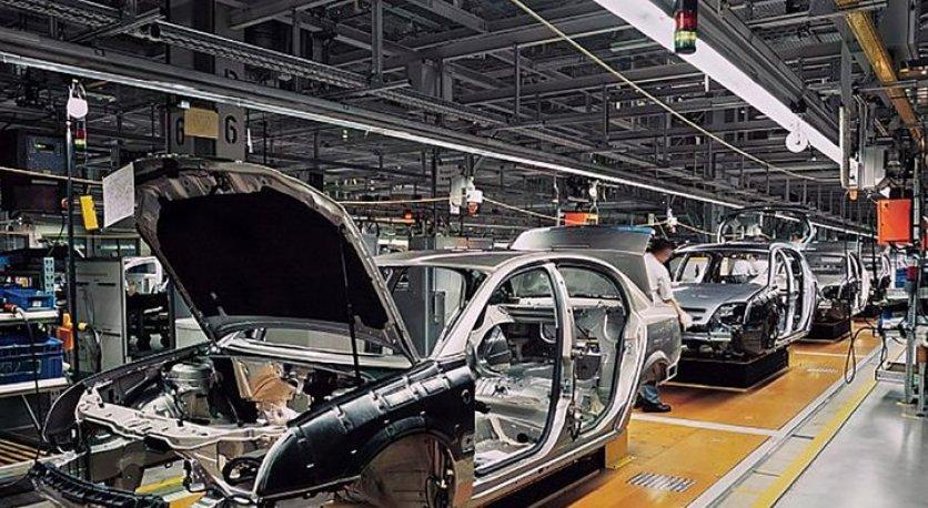 Otomotiv Üretimi 9 Aydır Giderek Düşüyor