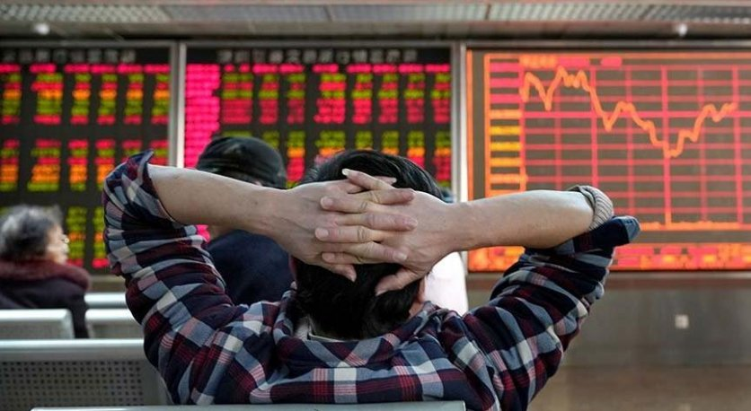 Piyasalar virüs kaptı