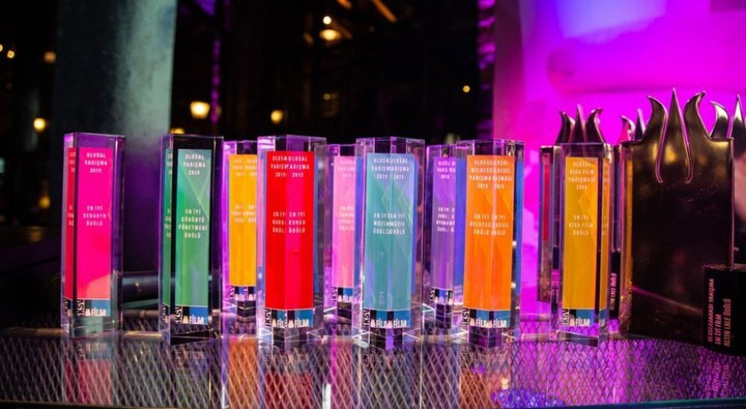 Festivalde 7 kategoride ödül verilecek