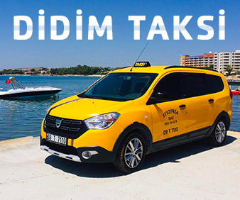 Didim Taksi Durağı | Alo Bi Taksi
