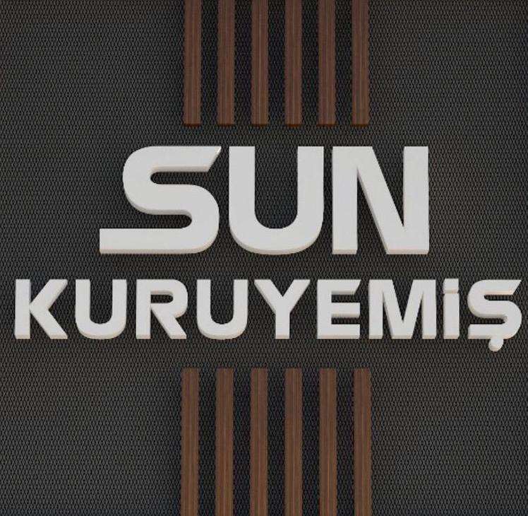 SUN KURUYEMİŞ MERSİN