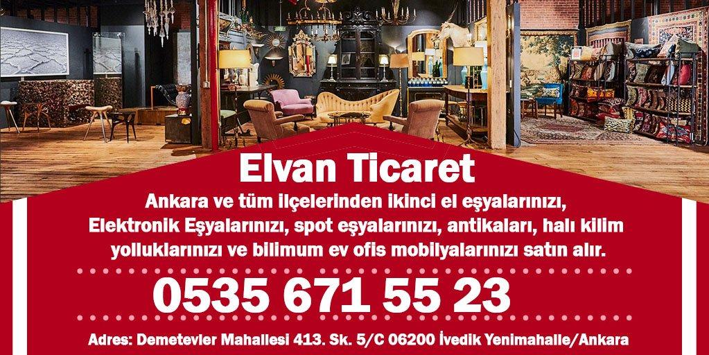 Elvan Spot 2.El Eşya