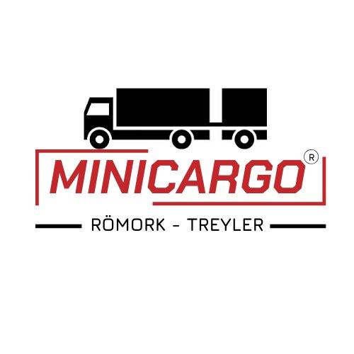 MINICARGO RÖMORK/TREYLER