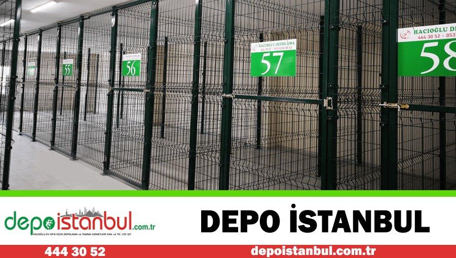 Depo İstanbul Eşya Depolama