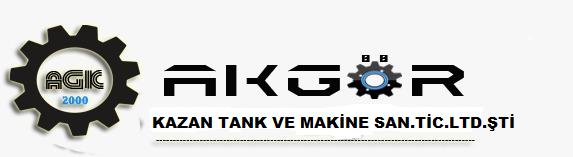 Akgör Kazan Tank ve Makine San. Tic. Ltd. Şti.