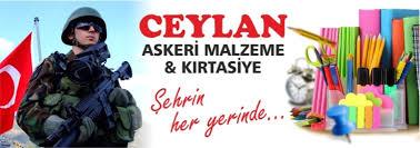 Ceylan ASKERİ MALZEME &KIRTASİYE