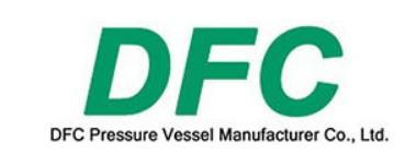 DFC Tank Basınçlı Kap Üreticisi Co., Ltd