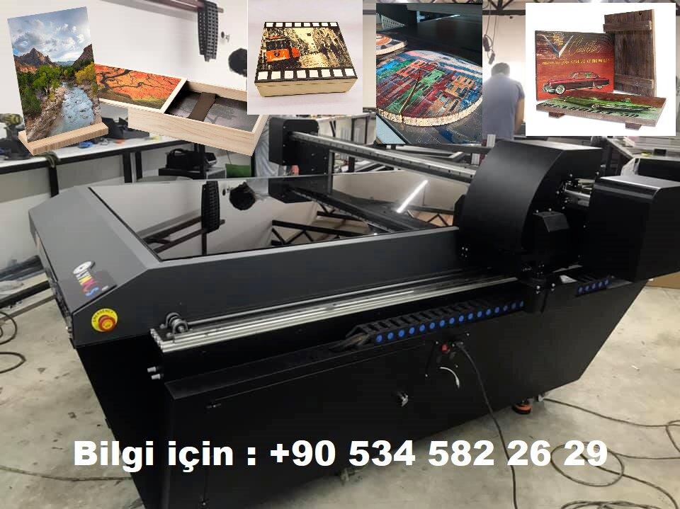 Olympos dijital baskı makineleri