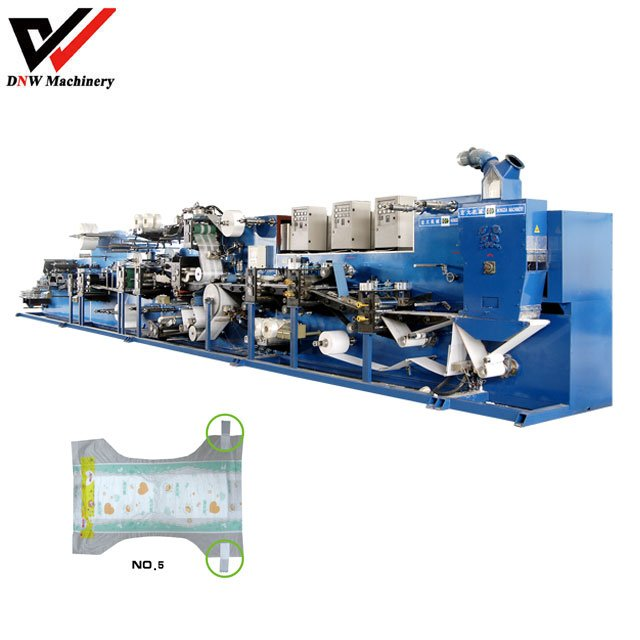 DNW Bebek Bezi Üretim Hattı Manufacturer Co., Ltd