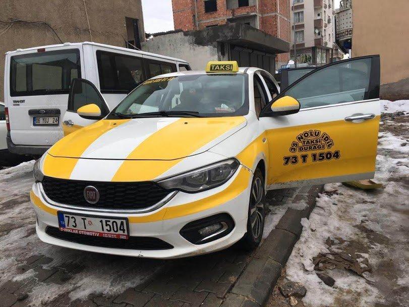 İdil Taksi