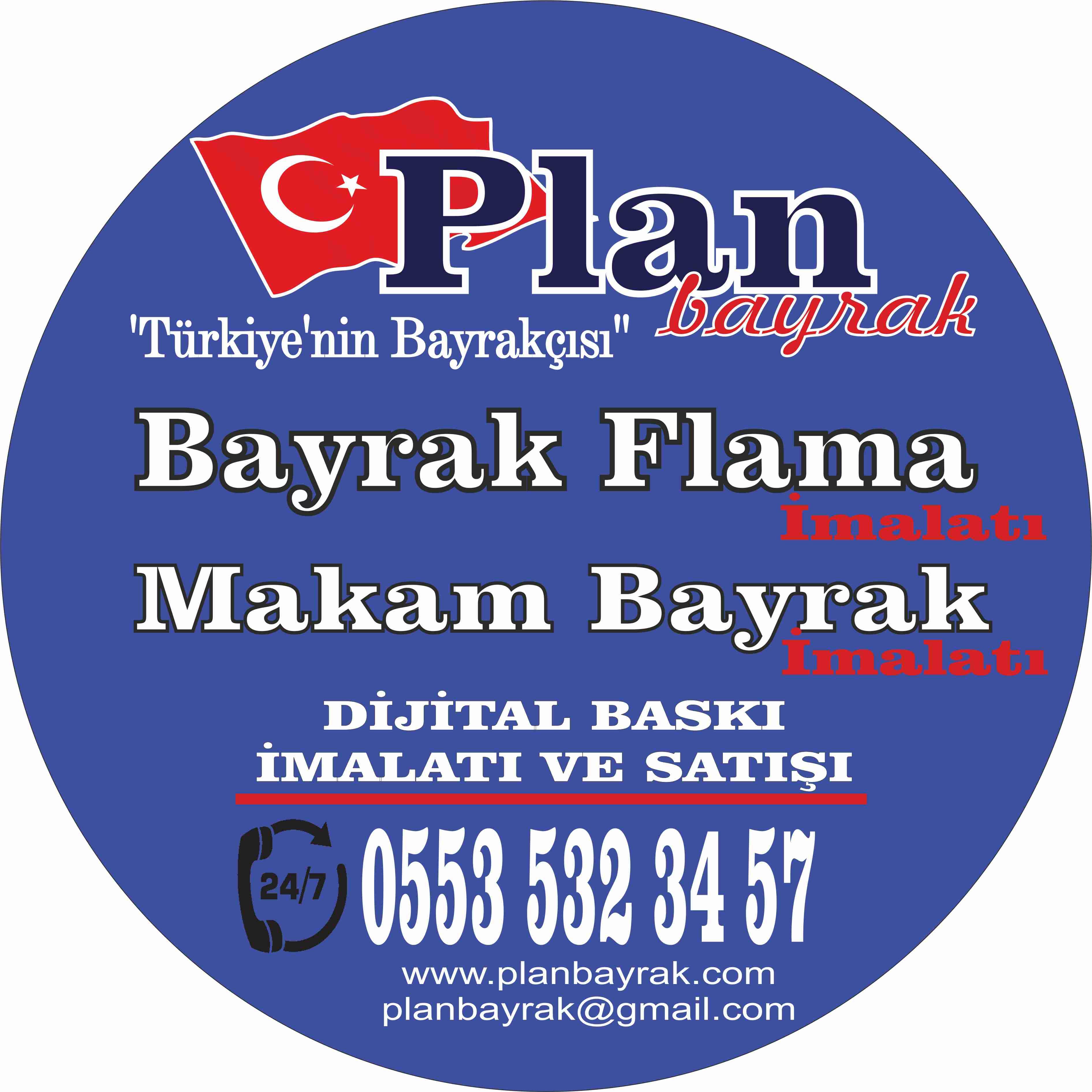 Plan Bayrak