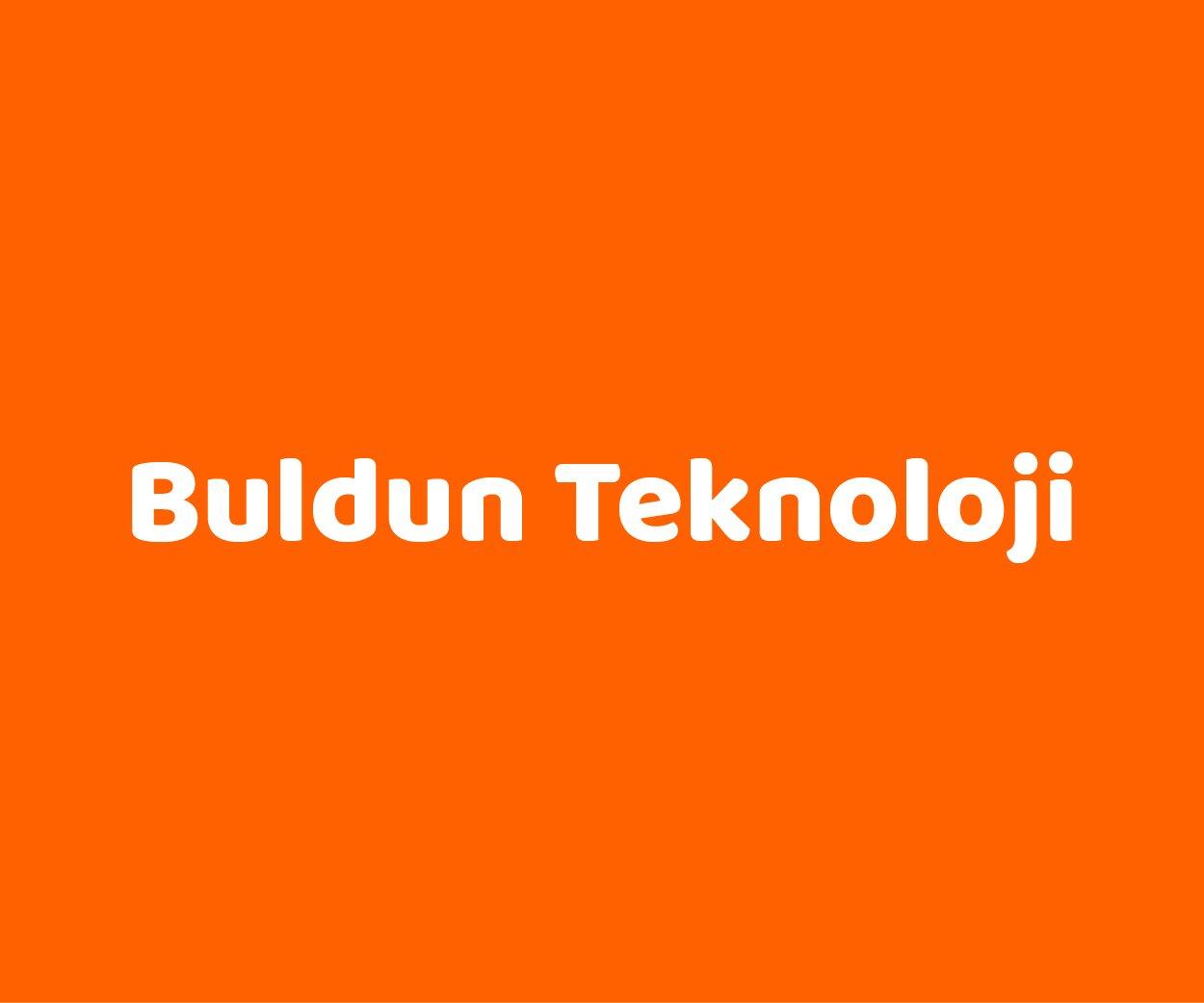 Buldun Teknoloji Sanal Mağazacılık Tic. Ltd. Şti.