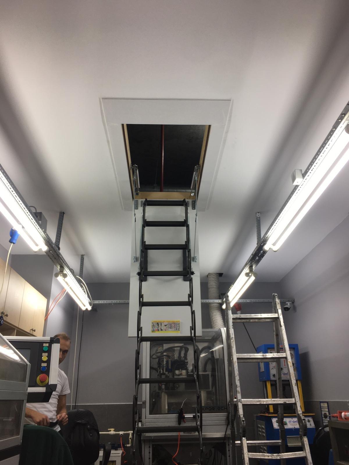Fakro Çatı Merdiveni