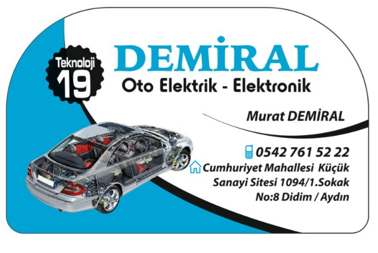 Demiral Oto Elektronik