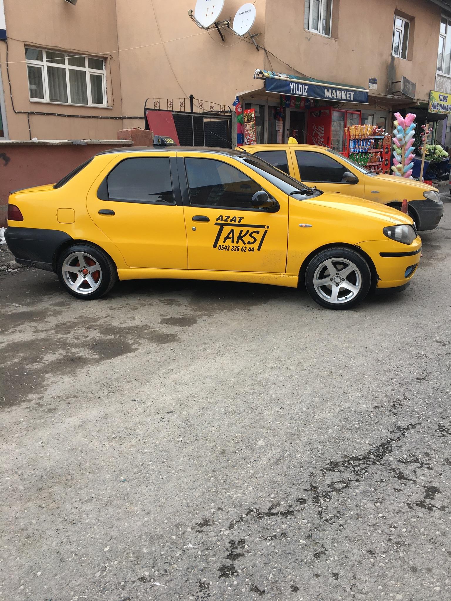 Azat Taksi ağrı merkez nöbetçi taksi